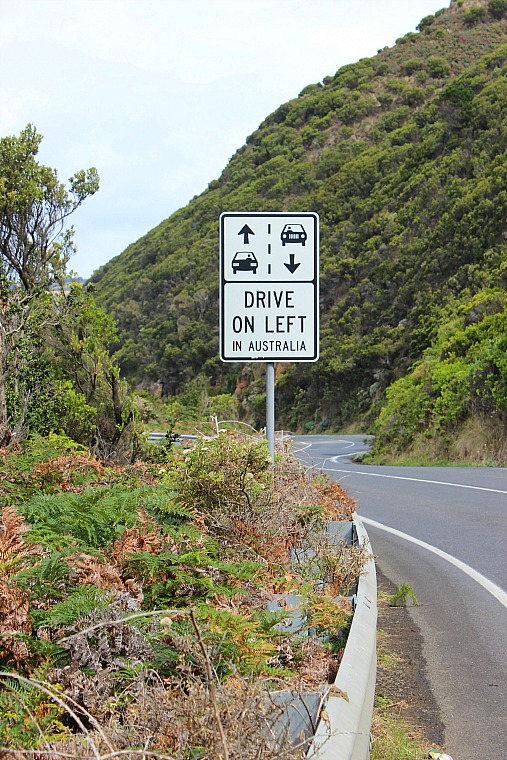 stops along great ocean road australia