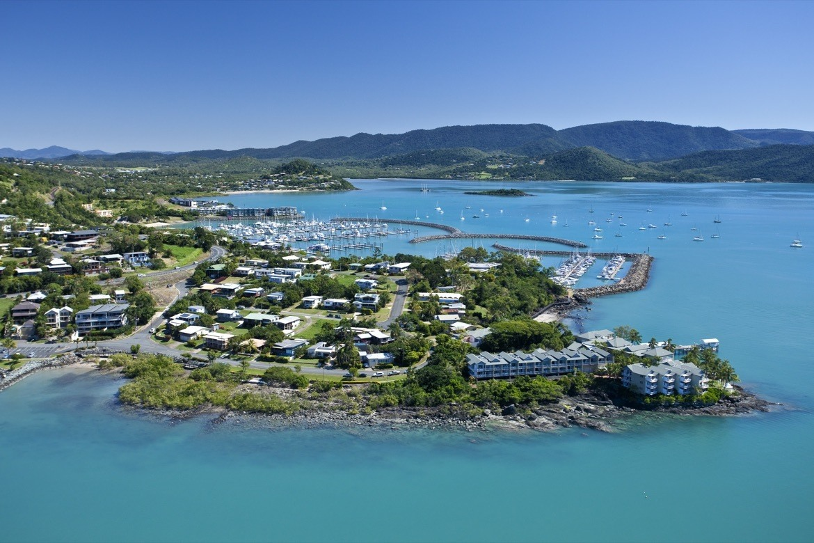 Airlie Beach, Whitsundays, Australia