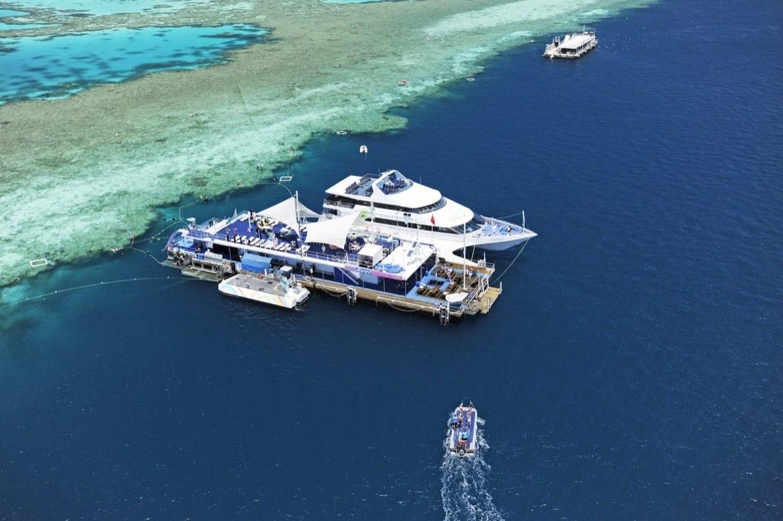 Reefworld in the Whitsundays, Australia