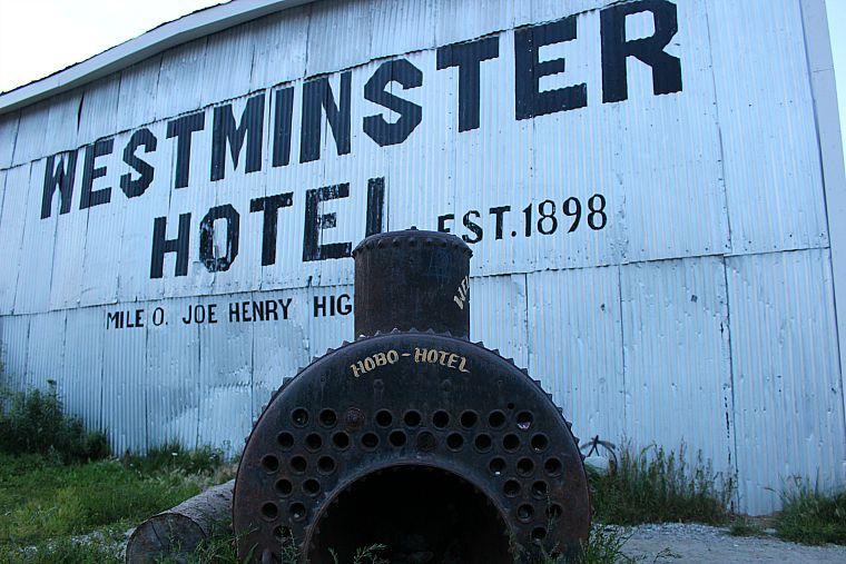 Canada-Yukon-Dawson-City-Westminster-Hotel