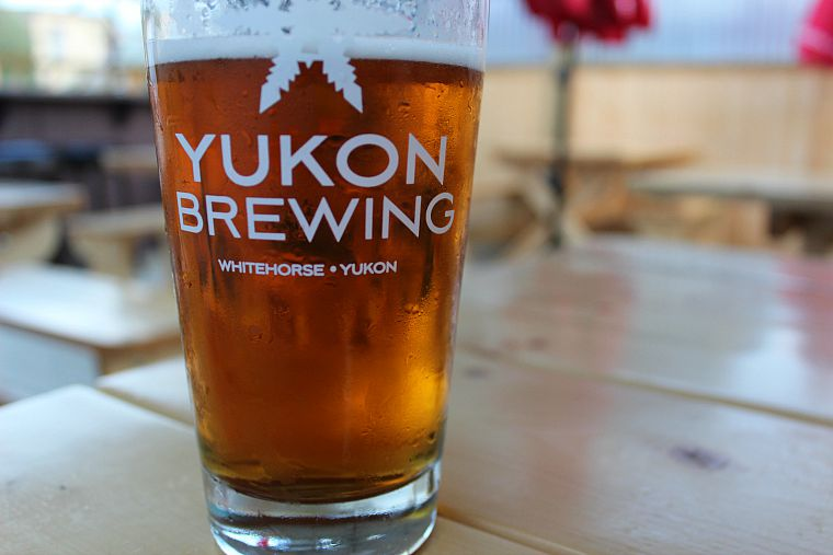 Canada-Yukon-Dawson-City-Yukon-Brewing-Beer