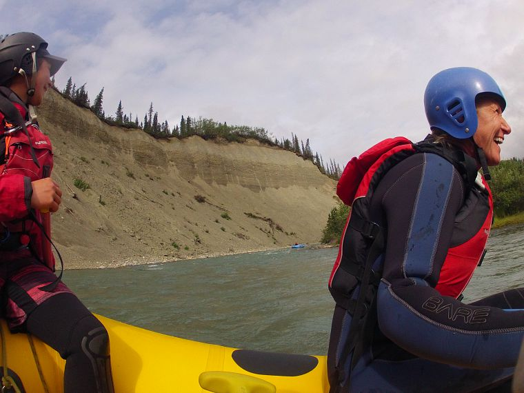 Canada_Yukon_White_Water_rafting_fun