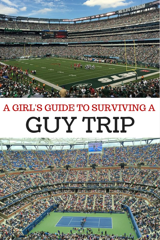 A GIRL'S GUIDE TO SURVIVING A
