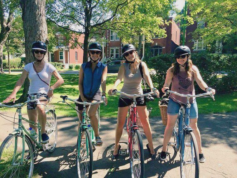 girls getaway in montreal