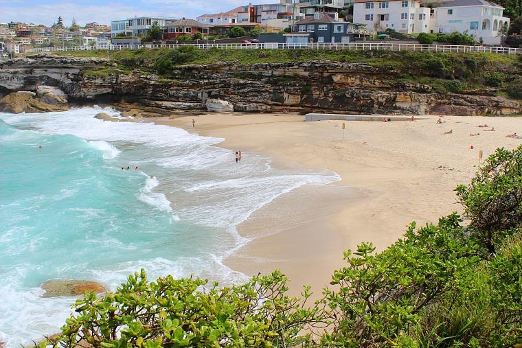 Tamarama Beach, Sydney Coastal Walk from Bondi Beach to Coogee Beach.