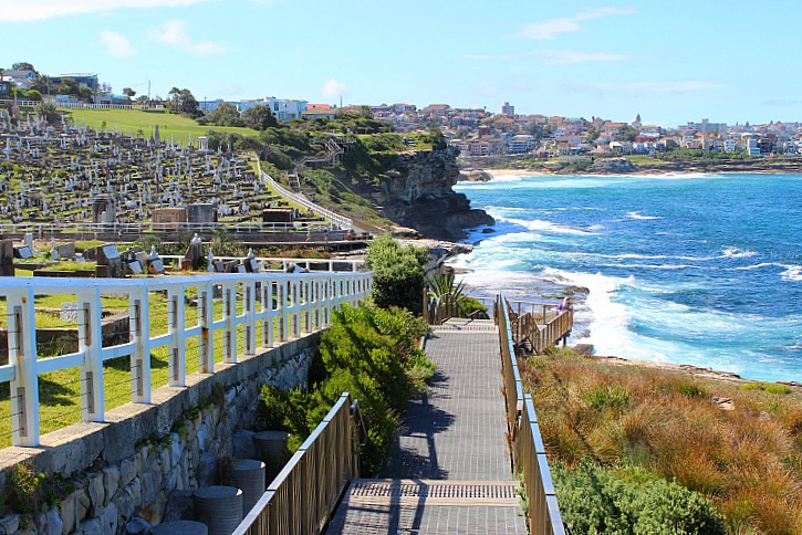 australia-sydney-walkway Sydney coastal walk