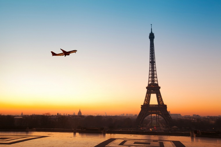 A trip to Paris? Don't mind if I do! Courtesy of Shutterstock