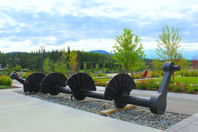 Canada-Yukon-Whitehorse-Waterfront-Park