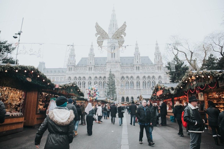 European Christmas vacation