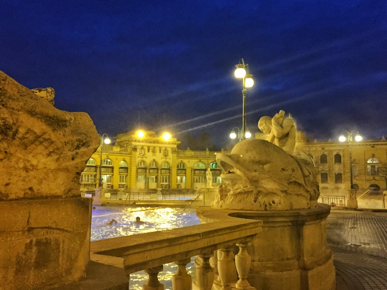 Széchenyi Thermal Bath