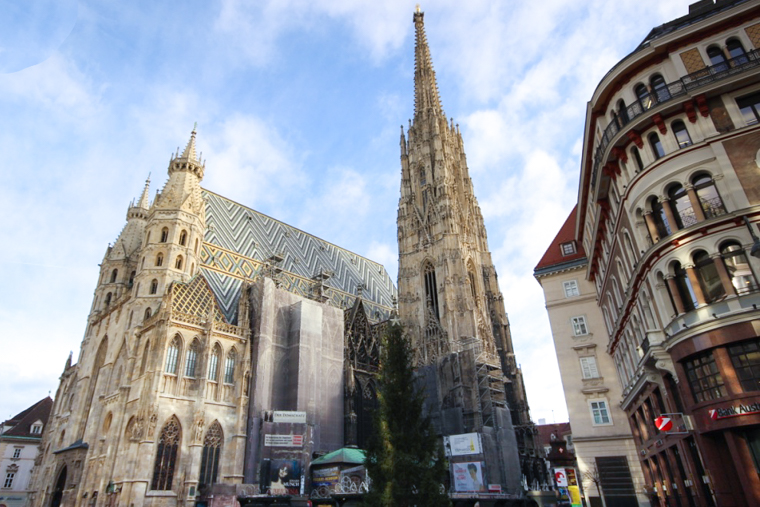 St. Stephen's Cathedral is one of the best things to do in Vienna, Austria