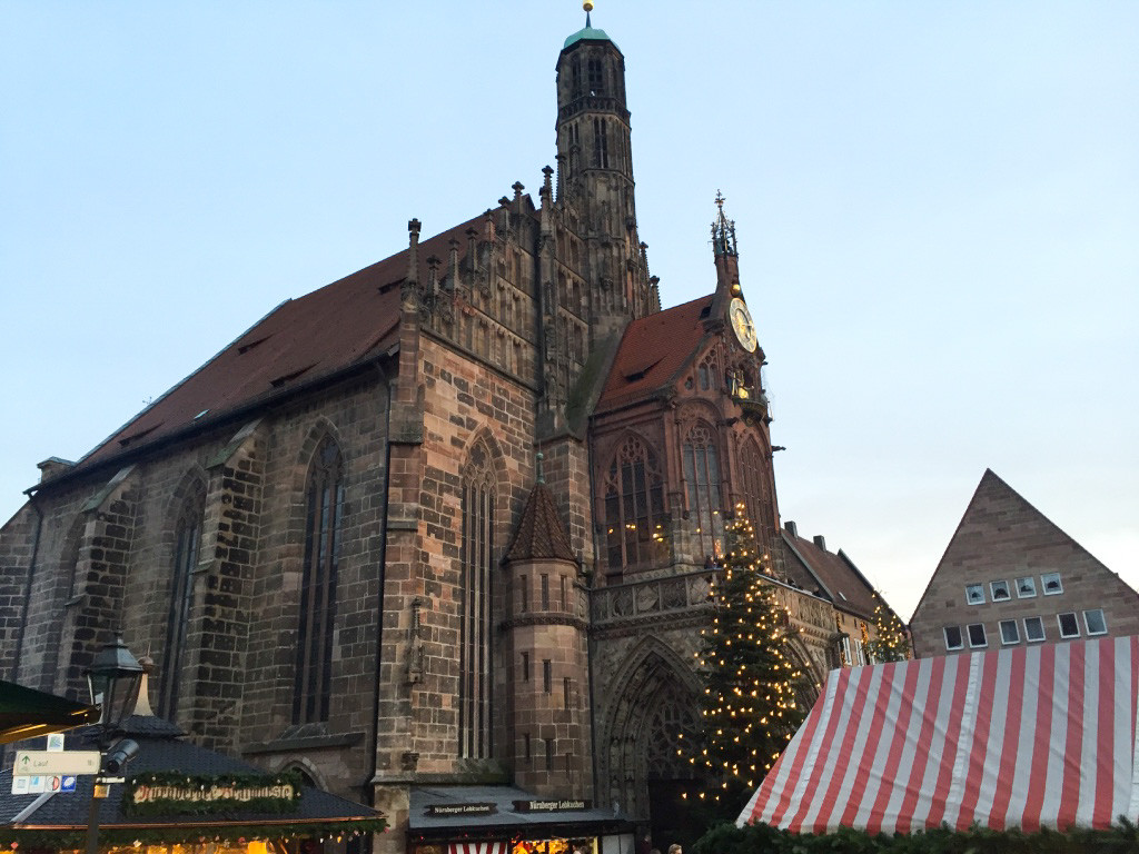 German-Nuremberg-cathedral (1 of 1)