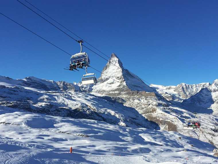 Switzerland-Zermatt-Chairlift-Matterhorn (1 of 1)