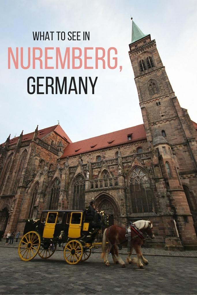 What to see in Nuremberg, Germany