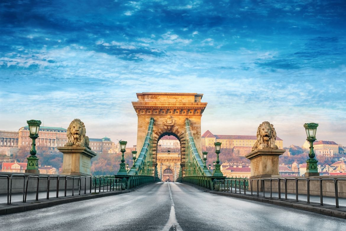 2 days in Budapest itinerary