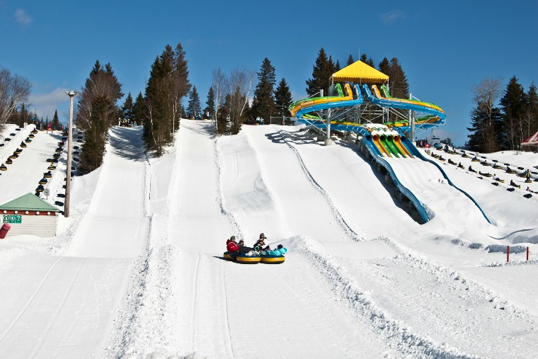 Villages Vacances Valcartier, Things to do in quebec city in winter