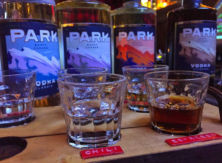 Canada-Alberta-Banff-Park-Distillery-Vodka