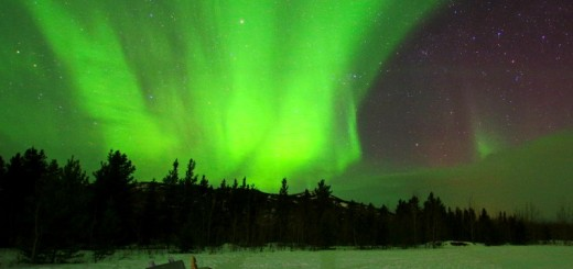 yukon northern lights