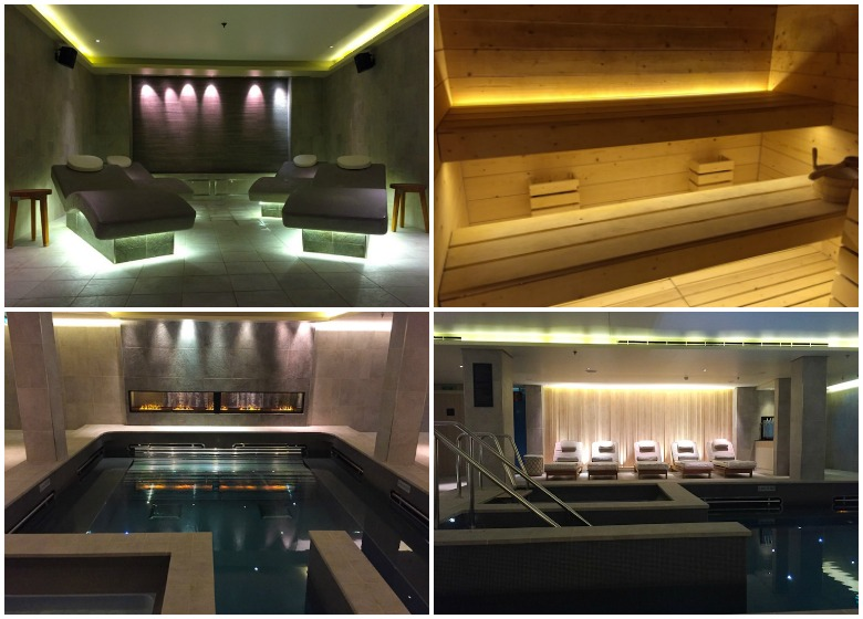 The spa on Viking Star