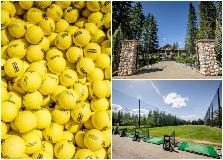 sundre golf club