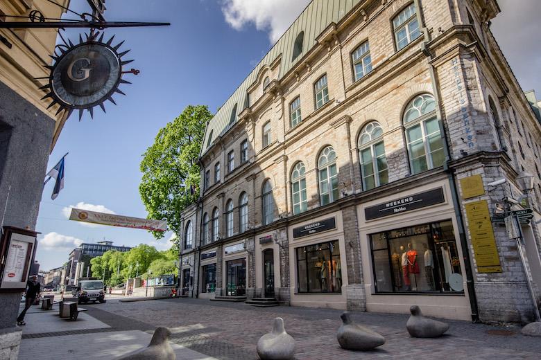 Photos of Tallinn, Estonia