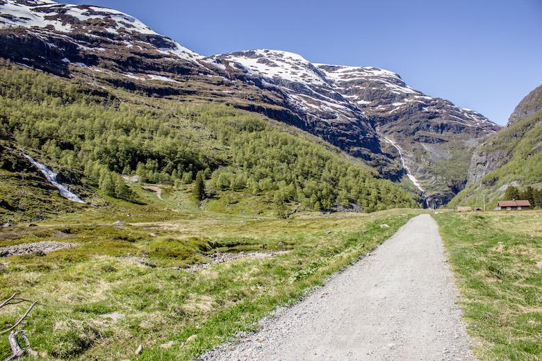Near Flåm, Norway