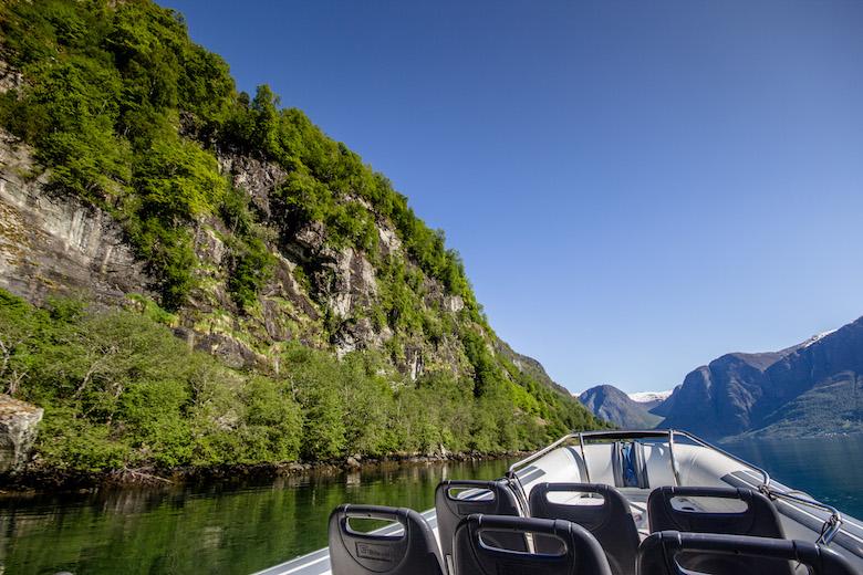 Flam fjord safari