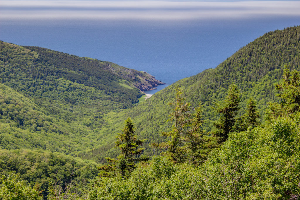 Fishing Cove, Cabot Trail, Cape Breton, Nova Scotia