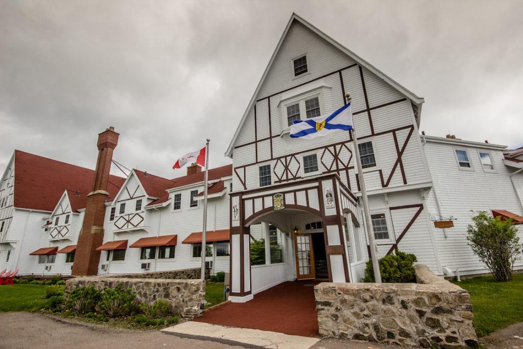 The Keltic Lodge, Cabot Trail, Cape Breton, Nova Scotia