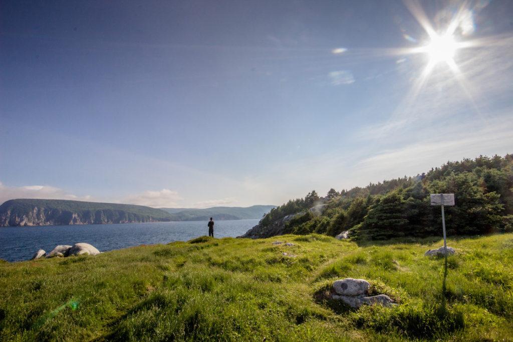 Middle Head Trail, Cabot Trail, Cape Breton, Nova Scotia