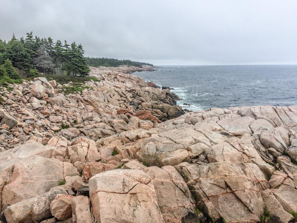 Lakies Head, Cabot Trail, Cape Breton, Nova Scotia