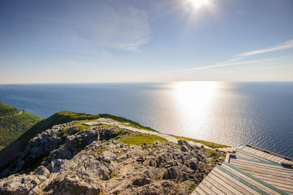 Skyline Trail, Cabot Trail, Cape Breton, Nova Scotia