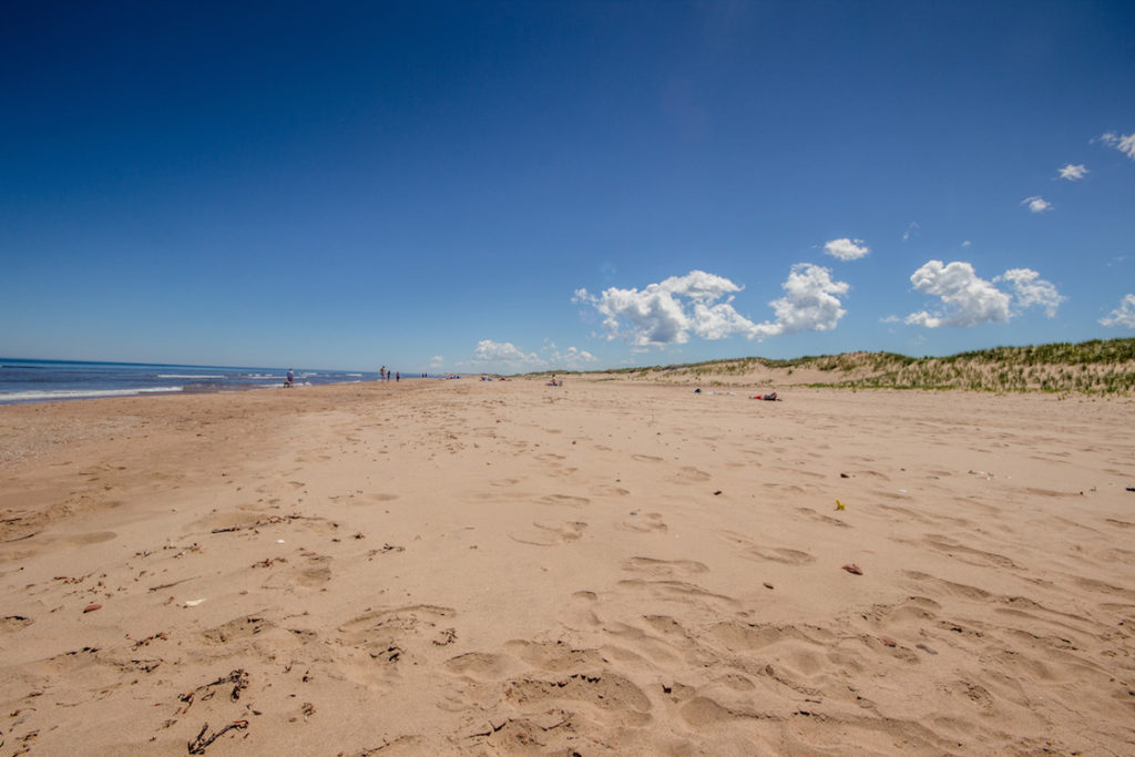 Brackley Beach