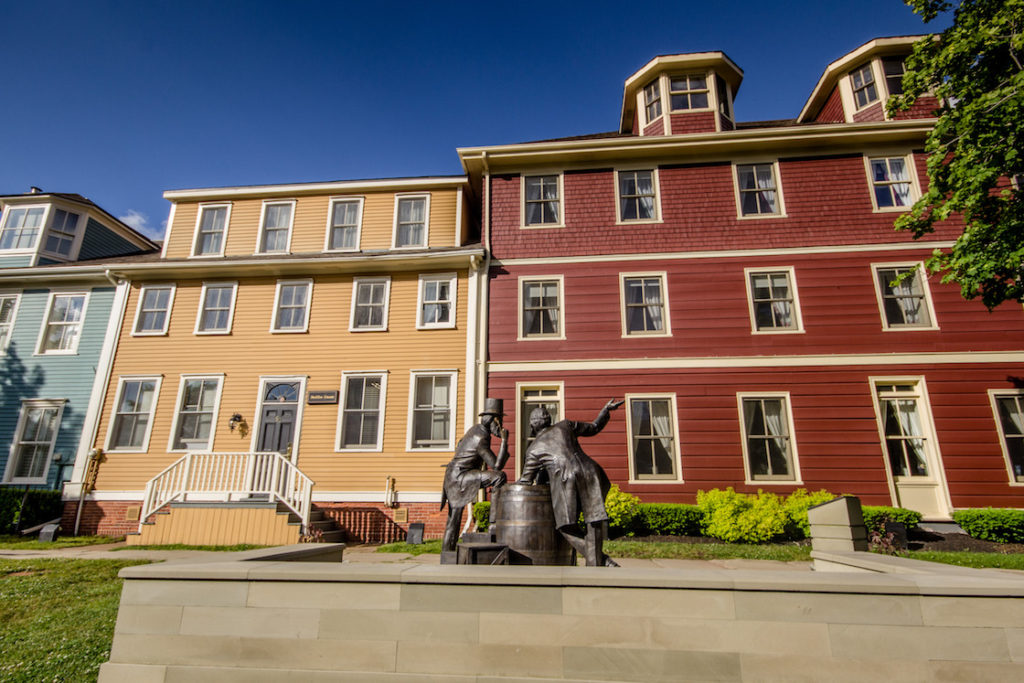 Top attractions in Charlottetown PEI