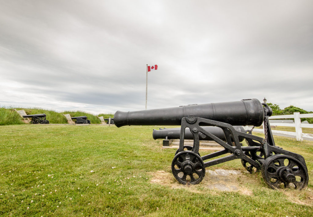 Prince Edward Battery is one of the top attractions in Charlottetown PEI