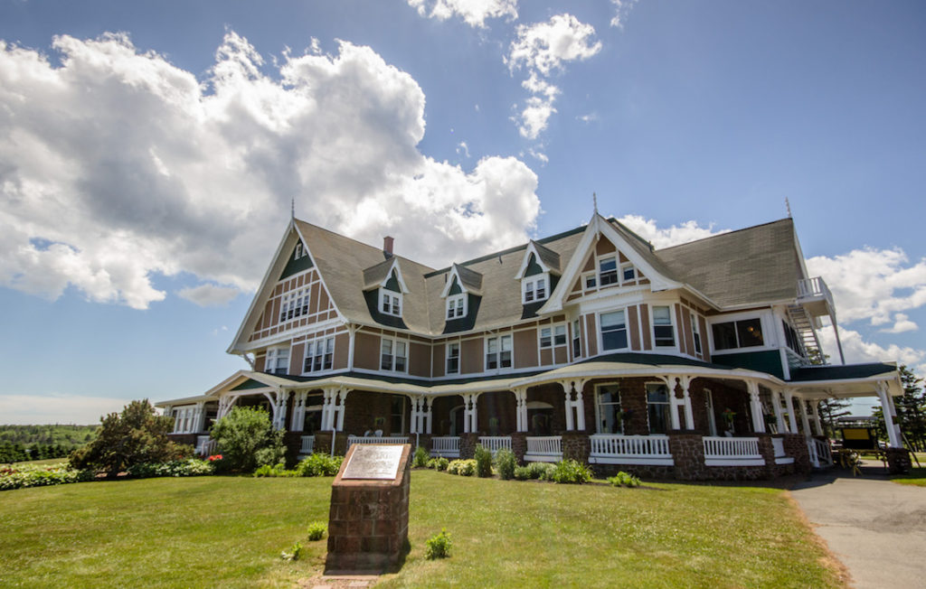 Dalvay-by-the-Sea National Historic Site in PEI