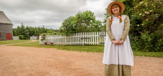 Anne of Green Gables in Cavendish, Prince Edward Island, Canada