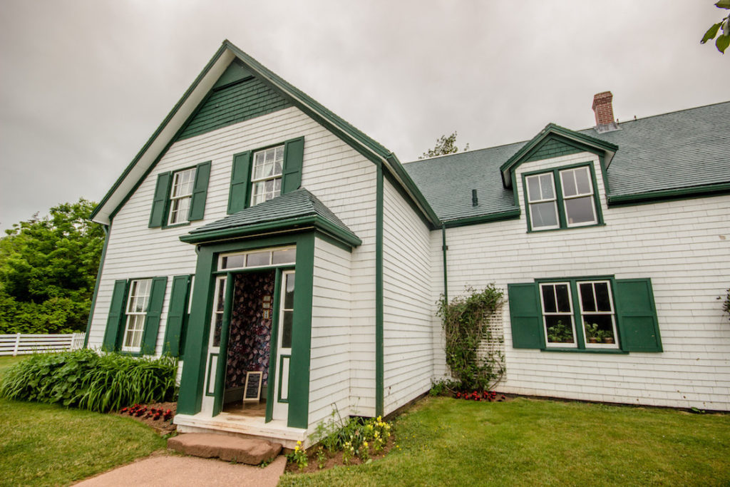 Canada-PEI-Green-Gables-House
