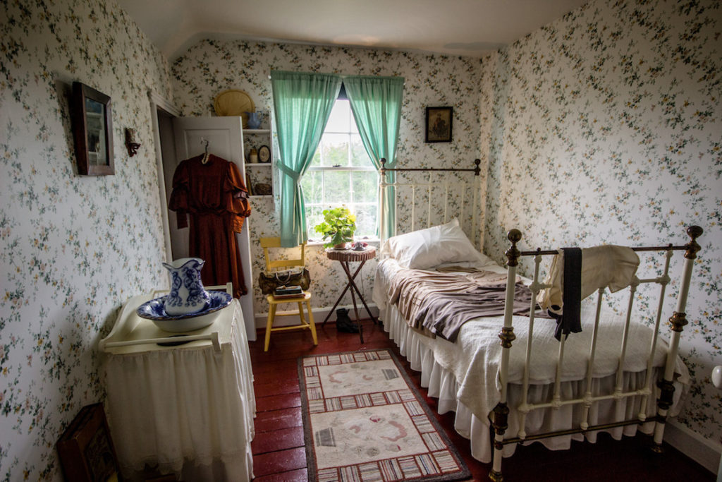 Anne of Green Gables in Cavendish, Prince Edward Island, Canada