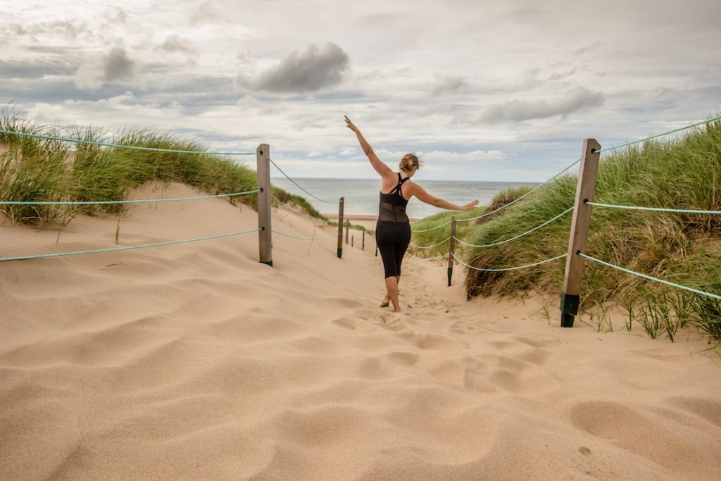 Greenwich Dunes is one of the best Prince Edward Island beaches