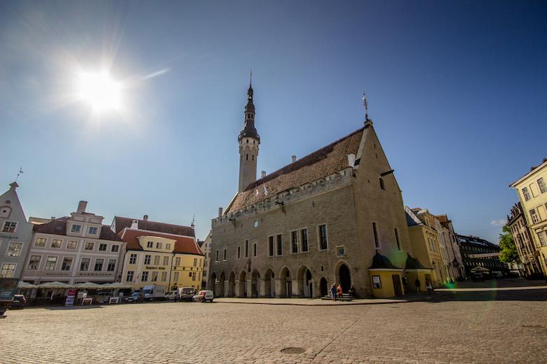 What to see in medieval Tallinn, Estonia
