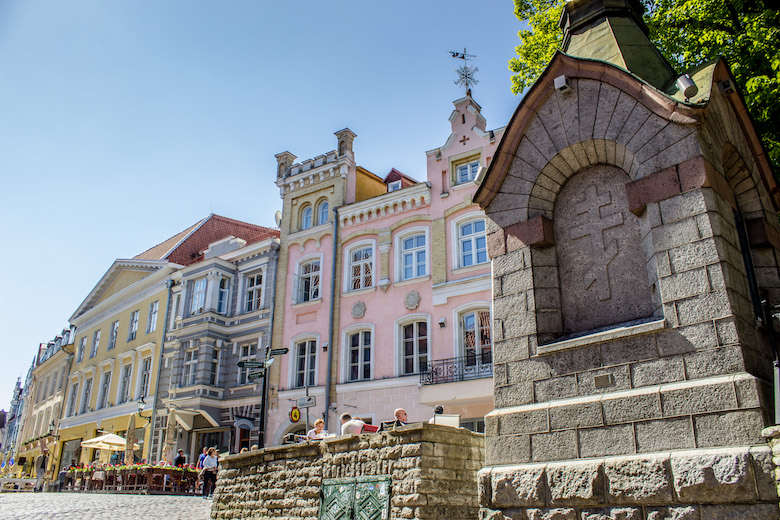 The old town, What to see in Tallinn, Estonia