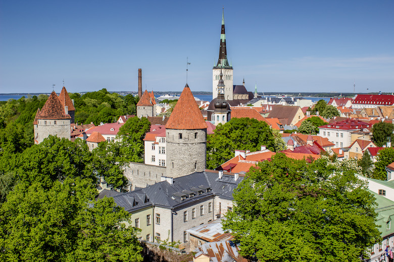 Photos of Tallinn, Estonia