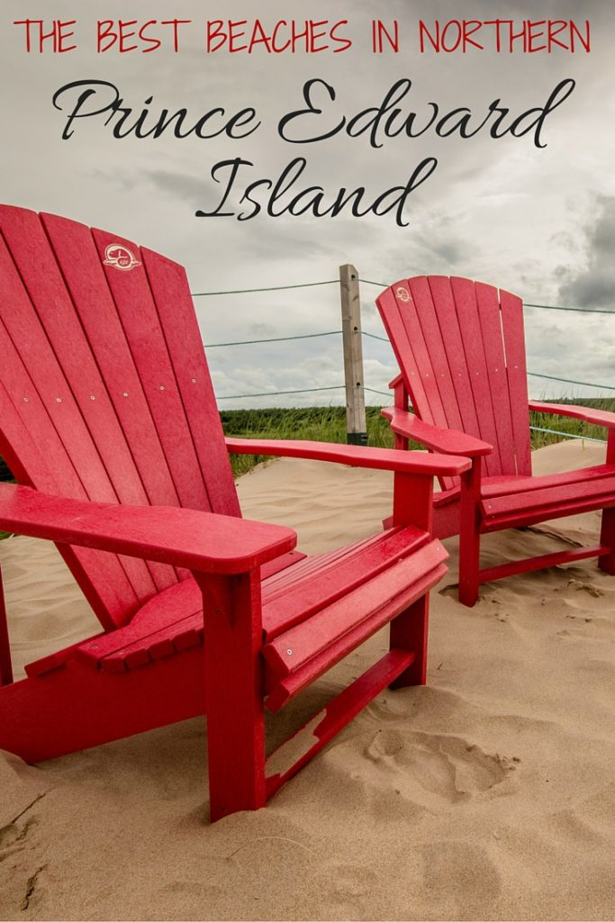 The best beaches in northern Prince Edward Island, Canada