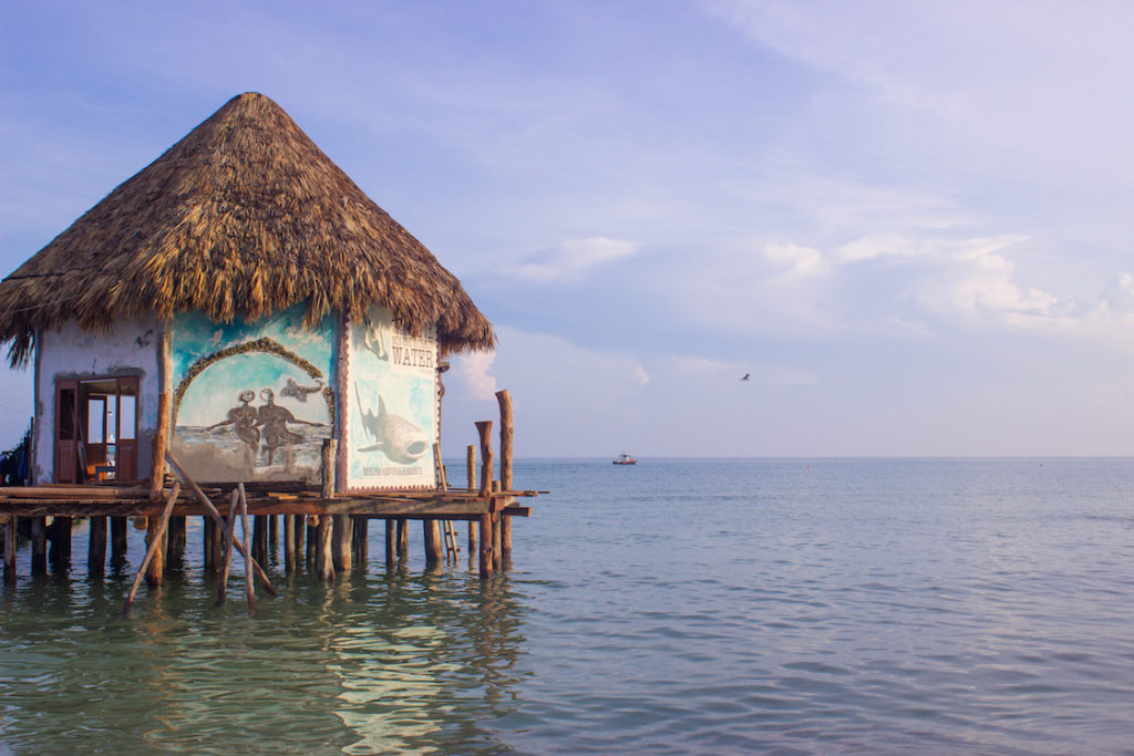 Mexico-Holbox-Dock