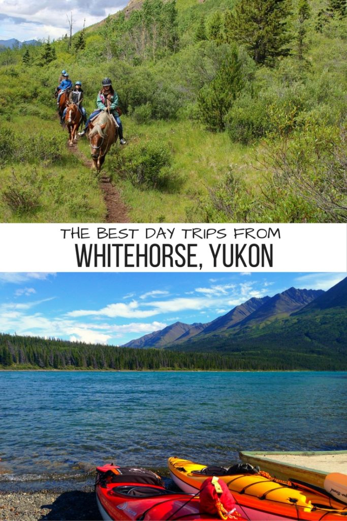 The best day trips from Whitehorse, Yukon, Canada