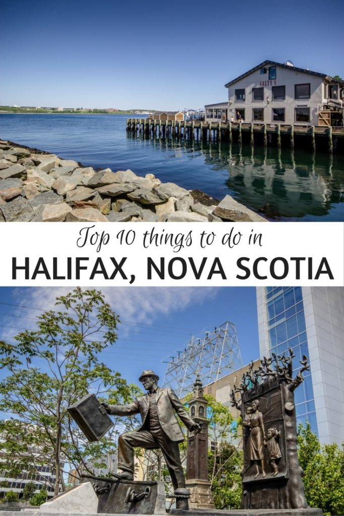 Top 10 things to do in Halifax, Nova Scotia