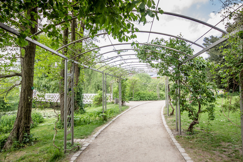 The Botanical Gardens are one of the fun activities in Copenhagen, Denmark