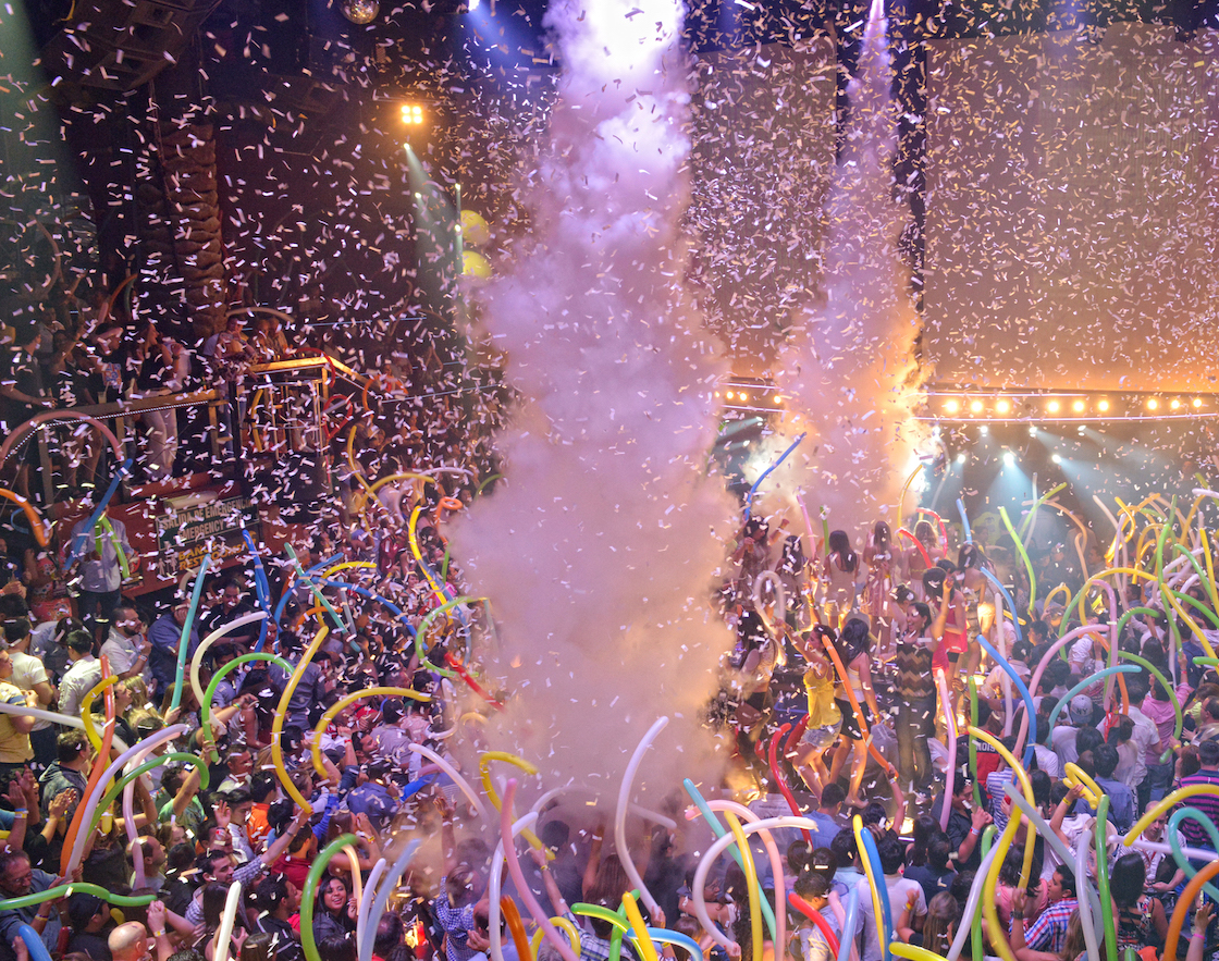 An Epic Night At Coco Bongo The Ultimate Party Spot