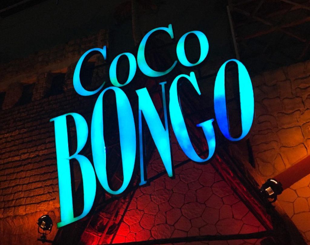 Coco Bongo Mexico